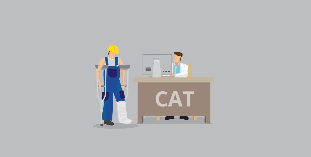 Acidentes de trabalho: Brasil soma mais de 620 mil CATs