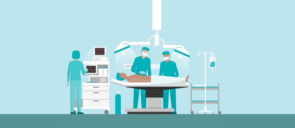 Acidentes de trabalho: locais de atendimento hospitalar lideram CATs