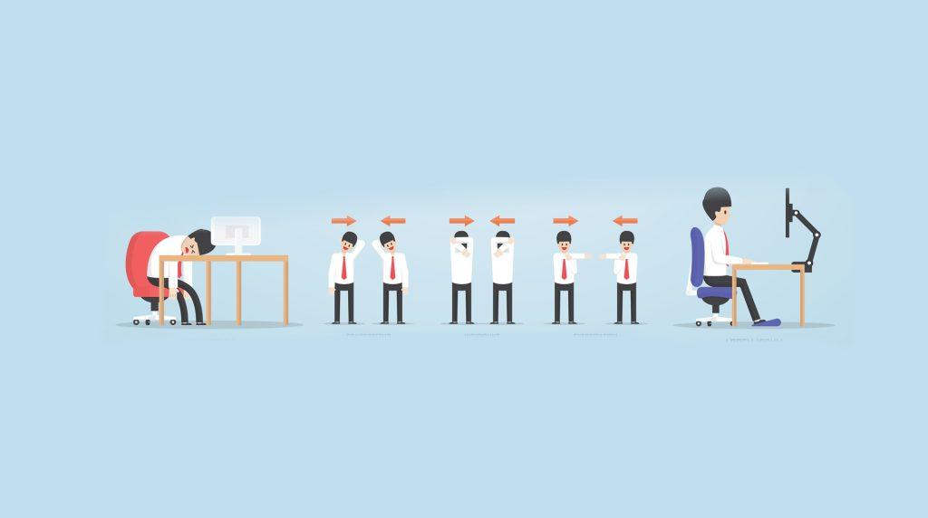 5 dicas de ergonomia no trabalho home office