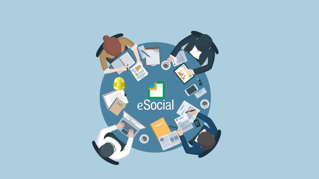 Os leiautes dos eventos de SST no eSocial – versão 1 da NDE 01/2018