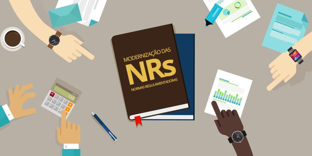 As novas NR-3 e NR-24, alteração da NR-28 e processo de modernização das Normas Regulamentadoras