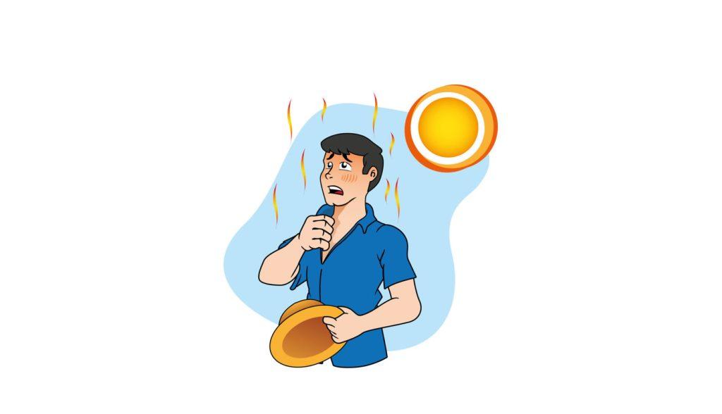 Risco Físico Calor: tudo o que você precisa saber