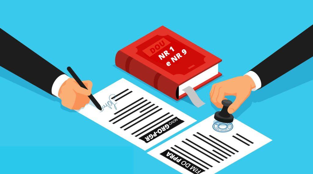 São publicadas as novas redações das NRs 1, 7 e 9 (PGR e fim do PPRA)