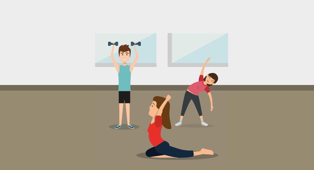 4 tipos de ginástica laboral e os benefícios para os trabalhadores de sua empresa