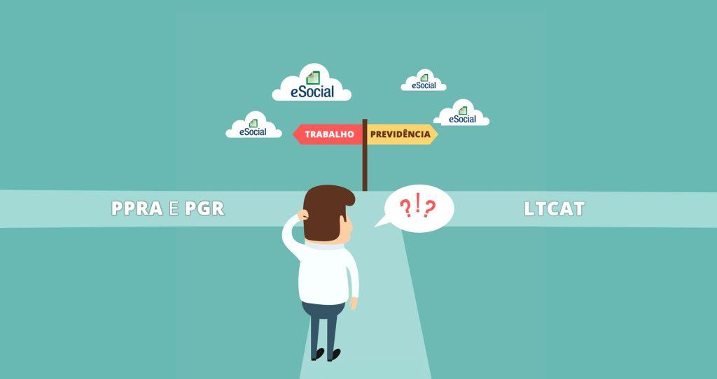 PPRA, PGR ou LTCAT? Qual utilizar para preencher o Novo eSocial