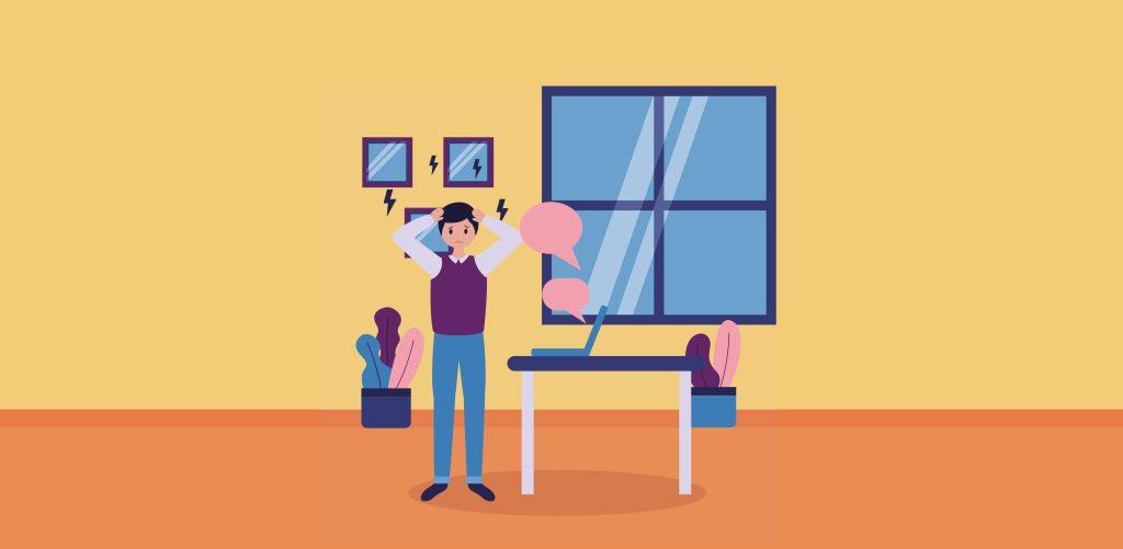 Como lidar com a ansiedade no ambiente de trabalho