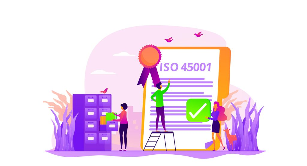 O desafios da Implantação da ISO 14001 e ISO 45001 em pequena e médias organizações